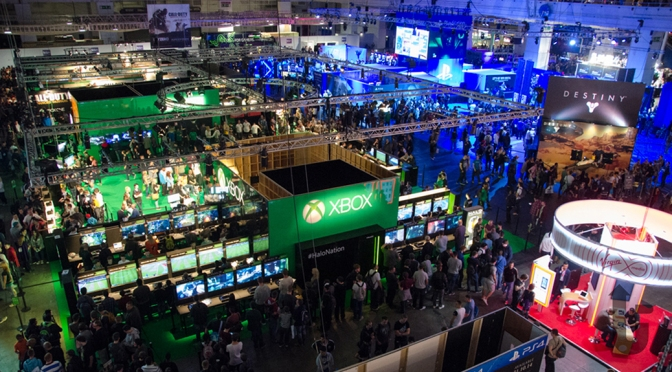 EGX 2014: day three