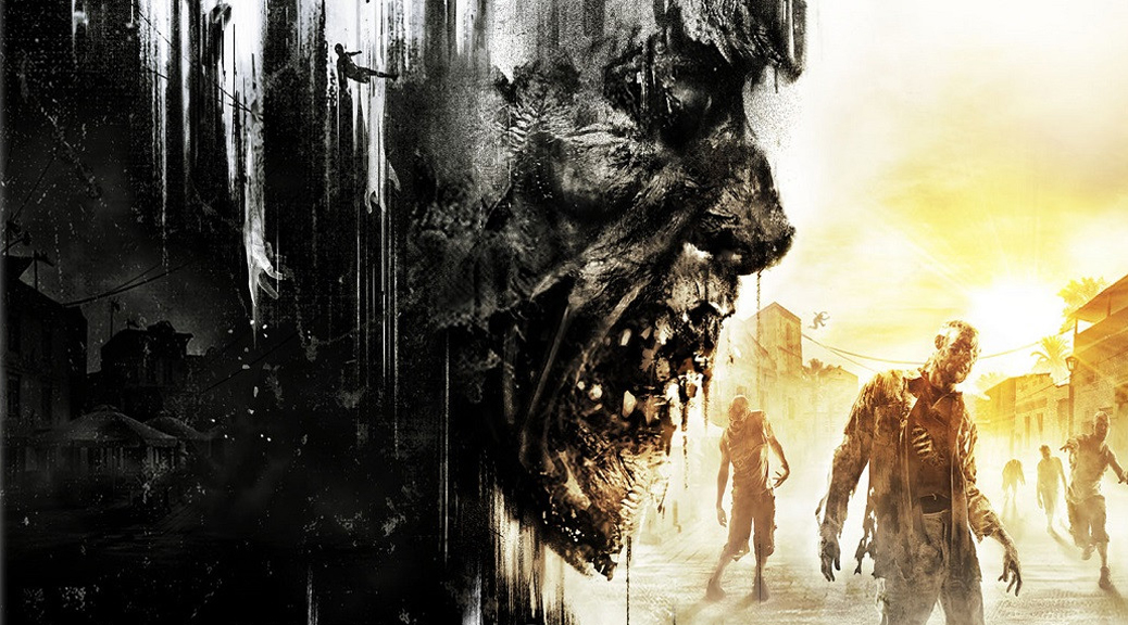 Dying Light, video game, box art, zombies