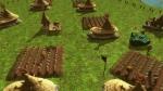 Idol Hands, video game, village, farms, Furlings