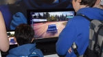 Rezzed, video games, expo, SpecialEffect, eyegaze, DiRT 3