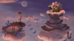 Broken Age, video game, Vella, clouds, sky, god, Harmn'y Lightbeard