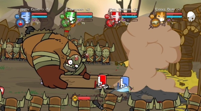 Review: <em>Castle Crashers</em>
