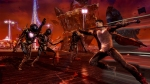 DmC: Devil May Cry, video game, Dante, sword, fight, enemies