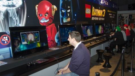 LEGO Batman 3: Beyond Gotham, video game, EGX, Ben