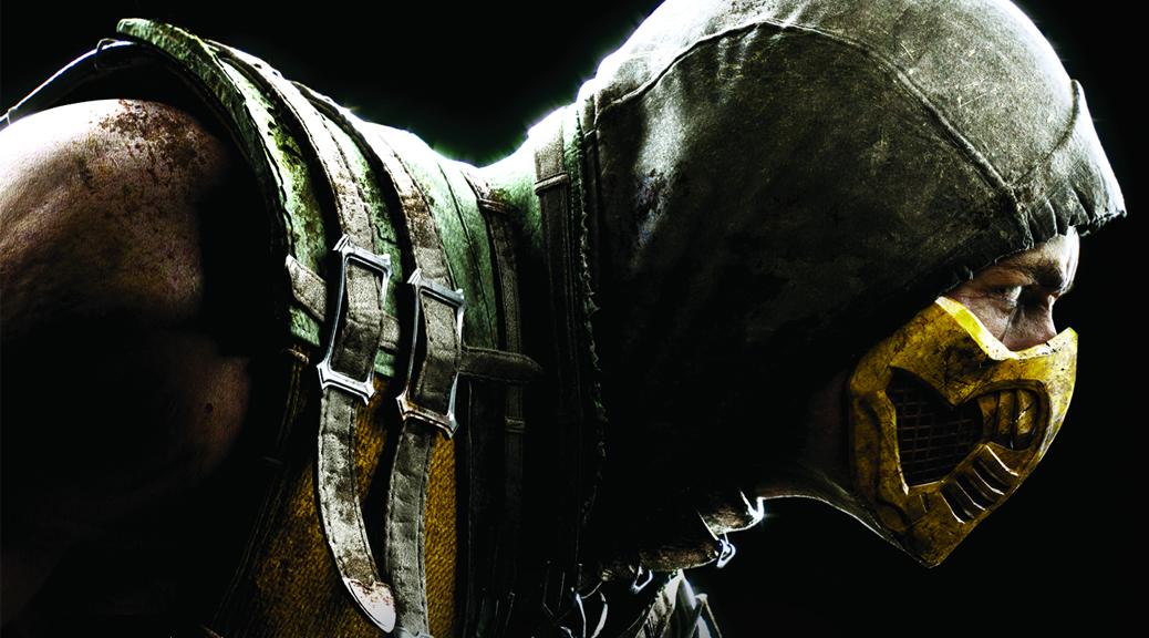 Mortal Kombat X, video game, box art