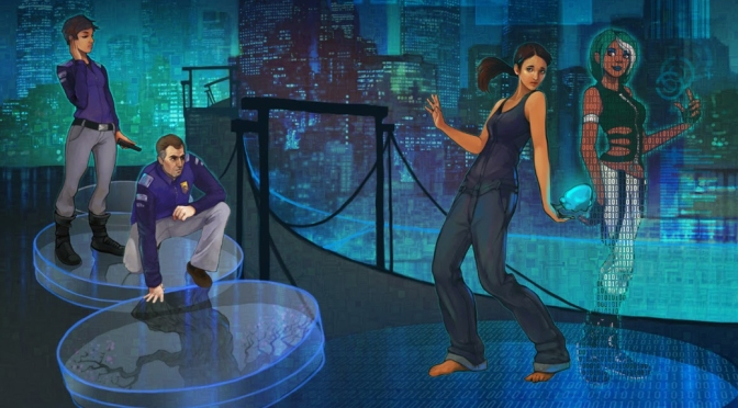 Preview: <em>Technobabylon</em>
