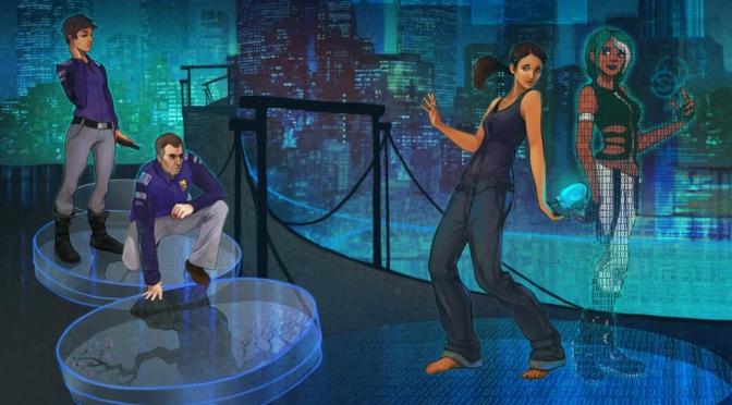 Preview: <em>Technobabylon</em>