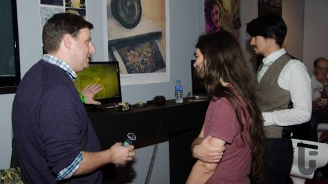 EGX, expo, video games, NFTS, Ben, interview, Hingsight