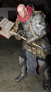 EGX, expo, video games, cosplay, Lords of the Fallen