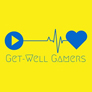 Get-Well Gamers UK, charity, logo