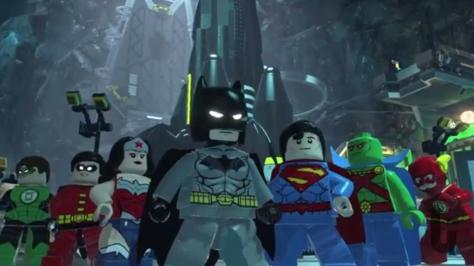 LEGO Batman 3 Beyond Gotham - Batman and the rest of the super-heroes
