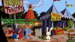 Sam & Max Hit the Road, video game, carnival, Cone of Tragedy, Sam, Max