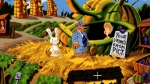 Sam & Max Hit the Road, video game, Sam, Max, field, corn, vegetables, stall, Pick Your Own Likeness