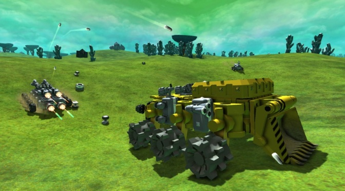 Interview: <em>TerraTech</em>
