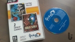 Broken Sword: Shadow of the Templars, video game, disc, Sold Out Software, CD, box