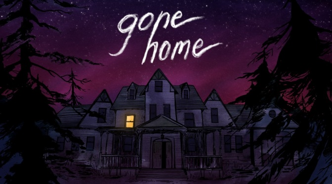 Review: <em>Gone Home</em>