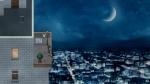 A Bird Story, video game, balcony, night, sky, city, skyline, boy, bird