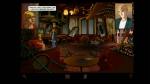Broken Sword: Shadow of the Templars - Director's Cut, video game, Paris, cafe, George, waitress, explosion, rubble, tables, chairs, damage