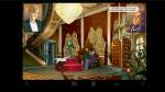 Broken Sword: Shadow of the Templars - Director's Cut, video game, Hotel Ubu, George, Lady Piermont, piano, chandelier, grand, statue