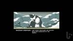 Qora, video game, ancient creature, snow, mountains