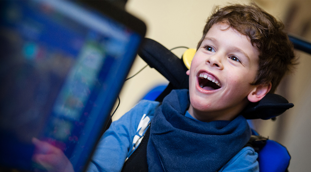 SpecialEffect, charity, video games, Arlo, PC