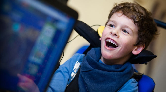 Interview: SpecialEffect