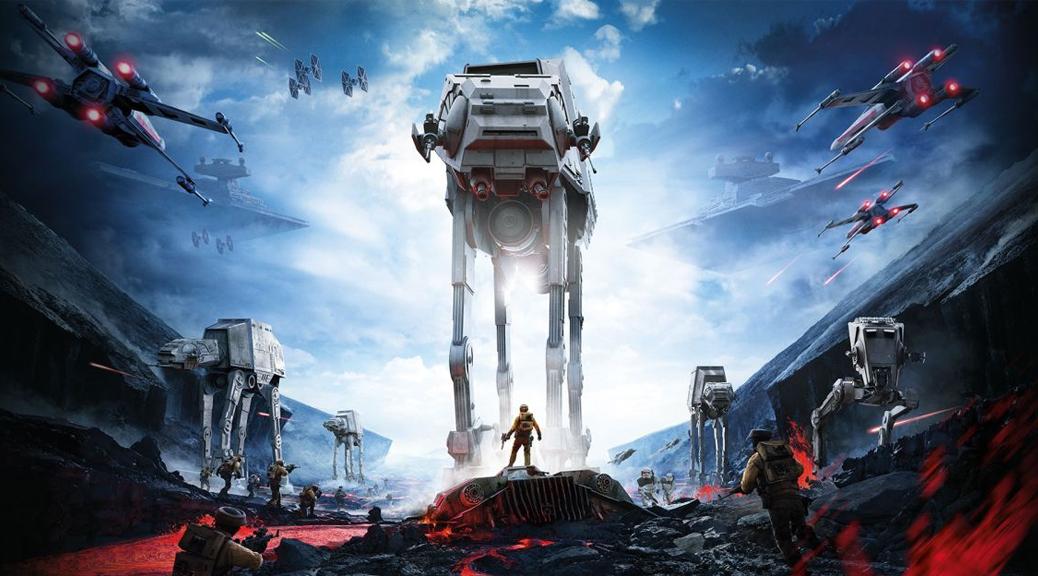 Star Wars: Battlefront, video game, Star Wars, battle, space, jedi