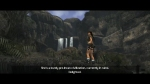 Tomb Raider: Legend, Tomb Raider, Lara Croft, video game, cliffs, waterfall, ruins