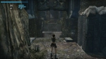 Tomb Raider: Legend, Tomb Raider, Lara Croft, video game, temple, ruins, guns