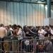 EGX, event, expo, video games, queue, entrance, gamers