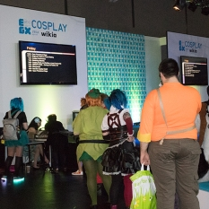 EGX, event, expo, video games, cosplay