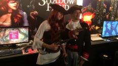 EGX, event, expo, video games, Grey Alien Games, ShadowHand, highwaymen