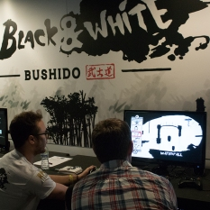 EGX, event, expo, video games, Black & White Bushido