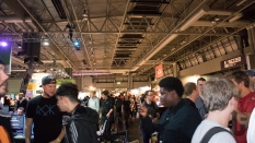 EGX, event, expo, video games, gamers, crowd