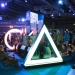 EGX, event, expo, video games, PlayStation, blue