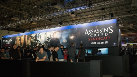 EGX, event, expo, video games, Assassin's Creed Syndicate