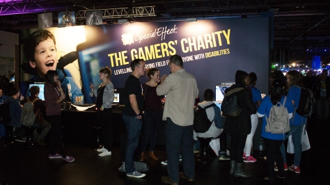 EGX, event, expo, video games, SpecialEffect
