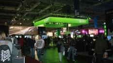 EGX, event, expo, video games, Xbox, green