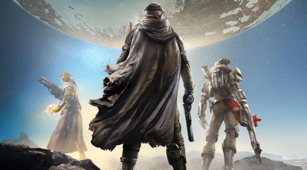Destiny, video game, planets, space, guns