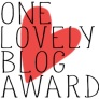 One Lovely Blog, WordPress, award