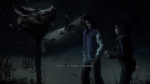 Until Dawn, video game, darkness, snow, Emily, Matt, pig head, note, blood