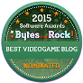 Bytes that Rock! award, nomination, 2015