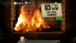 Little Inferno, video game, fireplace, flames, fire, LOL Kitty, combo