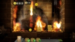 Little Inferno, video game, fireplace, flames, fires, coins, orders, boxes, sparks, stamps