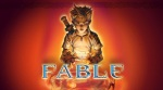 Fable, video game, box art, title, hero, red