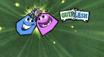 Quiplash, video game, box art, title, smiles