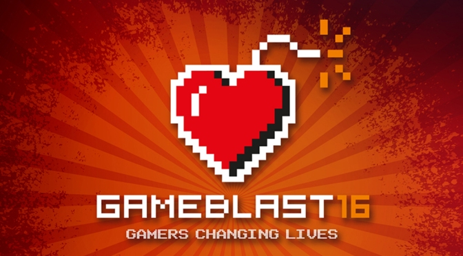 GameBlast 2016: and so it begins!