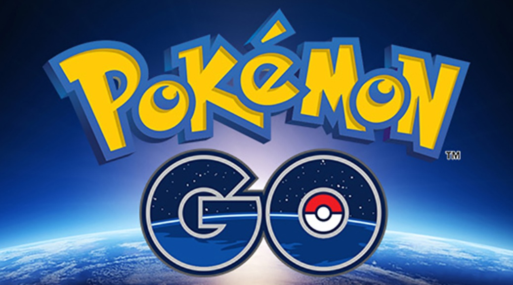 Pokémon Go, box art, video game, title, space, Pokémon, Pokéball